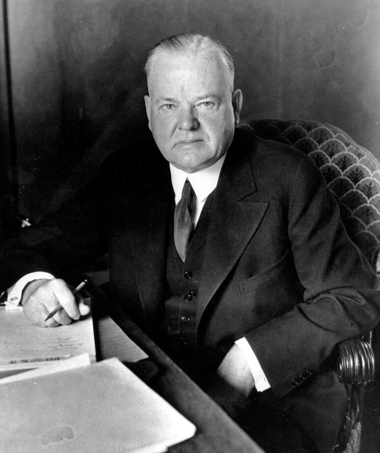 7. Herbert Clark Hoover