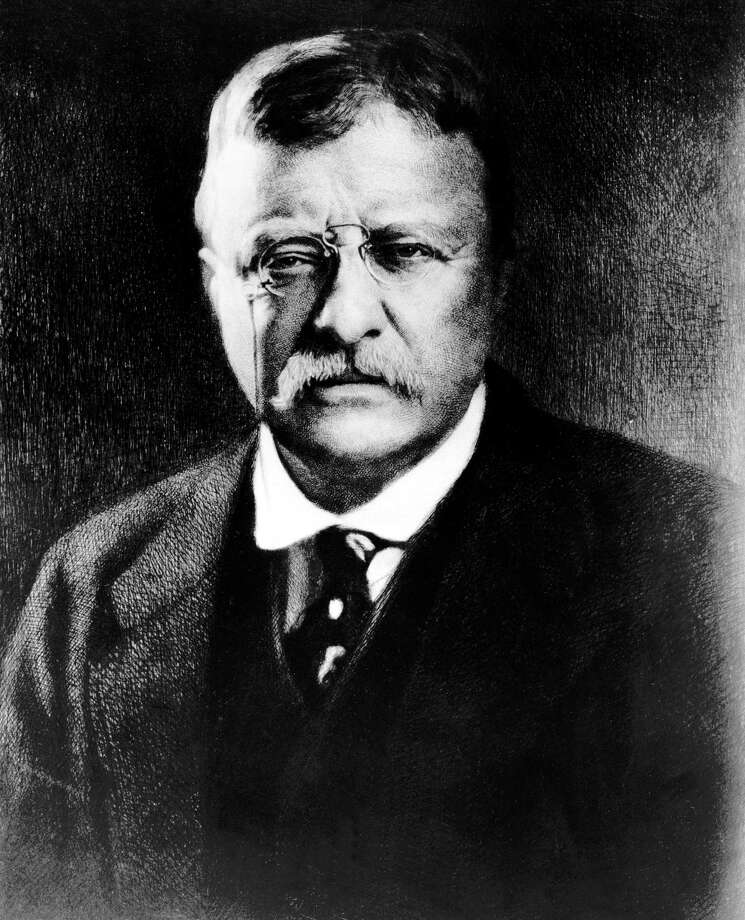 3. Theodore Roosevelt