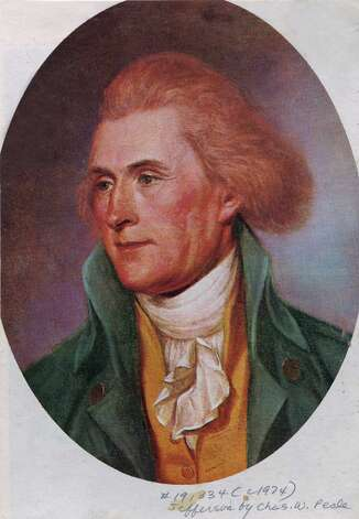 2. Thomas Jefferson