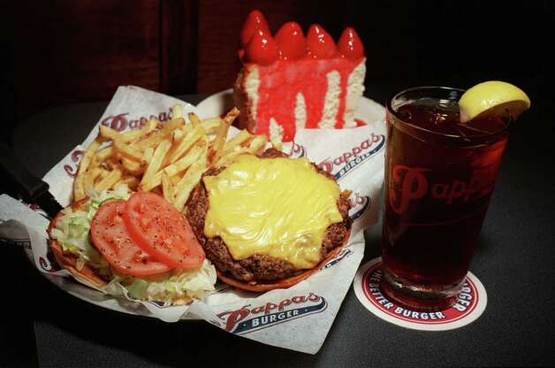 Pappas RestaurantsPappas BurgerWhere:5815 Westheimer; also at Hobby Airport Photo: Buster Dean, Houston Chronicle / Houston Chronicle