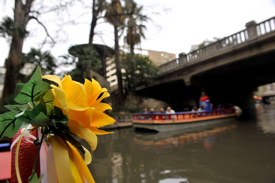 A recent visitor was delighted with all the sights in San Antonio, including the River Walk, but what captivated her the most were the charm and friendliness of the residents. Photo: File Photo, San Antonio Express-News