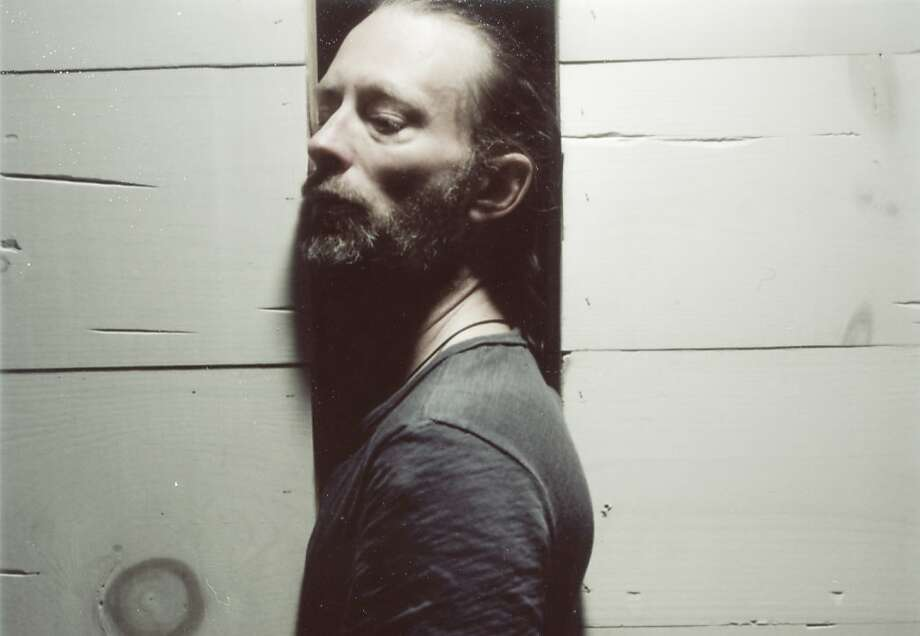 Thom Yorke of Atoms For Peace. Photo: XL Recordings