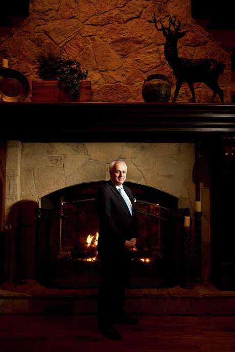 "Lord Mark Malloch-Brown, photographed last week at the Houstonian Hotel, Club & Spa, says Africa is ""much more stable, much more democratic."" Photo: Eric Kayne / © 2013 Eric Kayne"