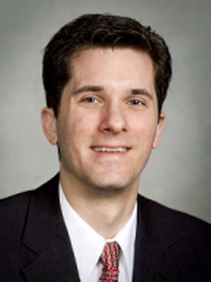 Carl Erikson (Schenectady City Council photo)