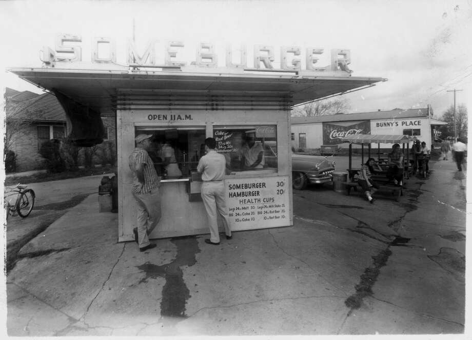 """Someburger on 11th and Studewood."" - Martin Moreno""El Toro's and Someburger in Baytown."" - Billy Austin Photo: Chronicle File"