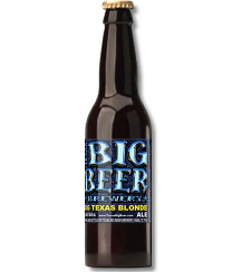 Texas Big Beer Brewery Big Texas Blonde (Beaumont location only)