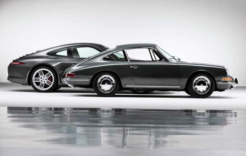 Porsche is celebrating 50 years of the 911, one of the most successful sports cars in history. Here