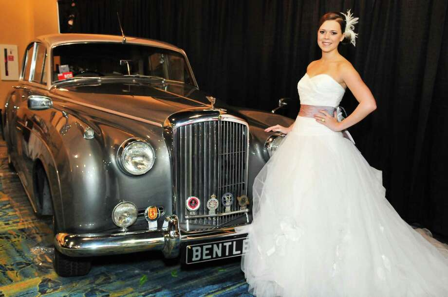 The ninth annual Dream Weddings Bridal Show will take place Sunday at The Woodlands Waterway Marriott, featuring a variety of bridal fashions. Photo: Contributed Photo