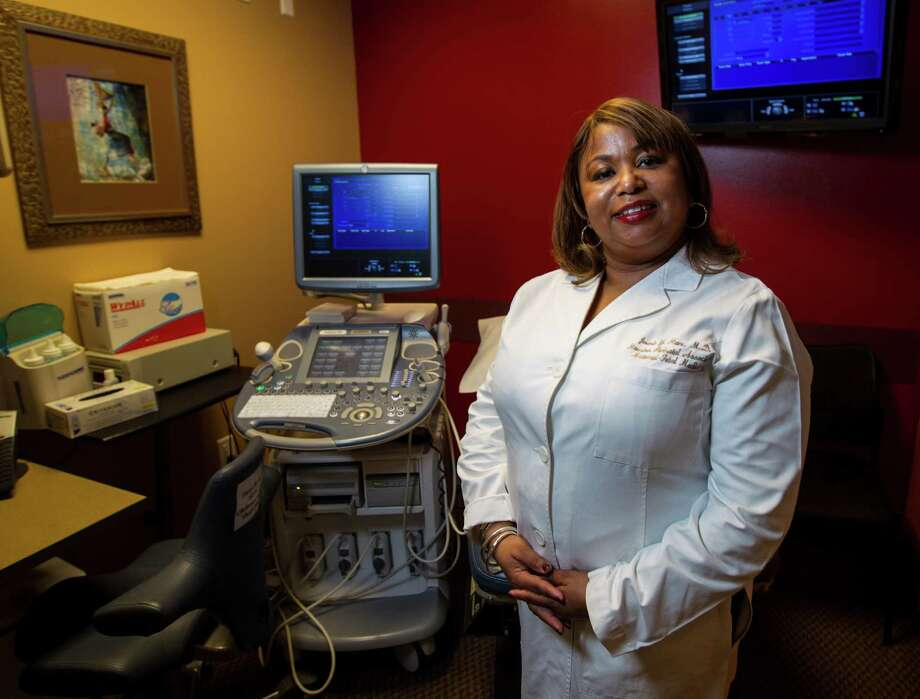 Dr. Joanie Hare is the chair of the Healthy Babies Are Worth the Wait committee of the March of Dimes. Photo: Karen Warren, Staff / © 2013 Houston Chronicle