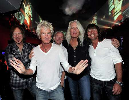 "March 10: REO Speedwagon Why go? Because all the lighters hoisted into the air will be a sight to see. Song we hope to hear: ""Can't Fight This Feeling."" Power ballad alert! Photo: Courtesy Photo"