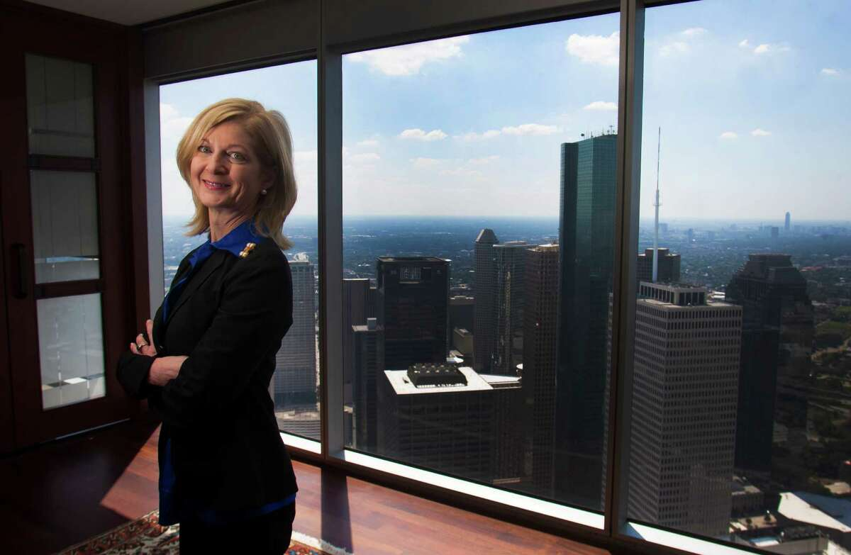 Houston Endowment President Ann Stern says founder Jesse Jones made his fortune in Houston and was invested in its future.