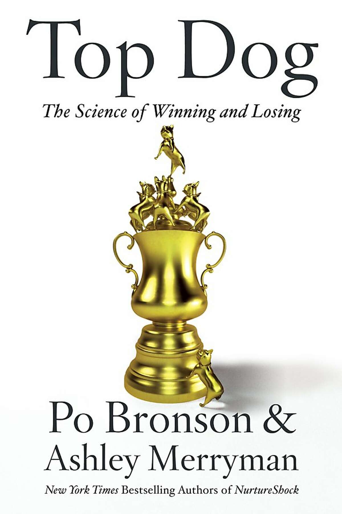 Top Dog: The Science of Winning and Losing, by Po Bronson and Ashley Merryman