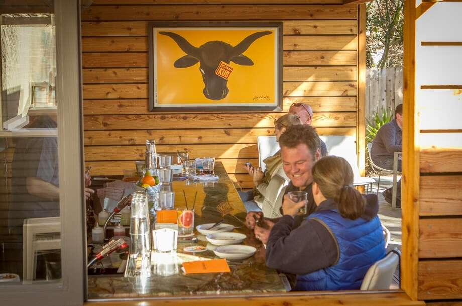 At Bravas, much as at their other restaurants, the Starks have avoided a cookie-cutter concept and created a restaurant that fills a void in the Sonoma dining scene.