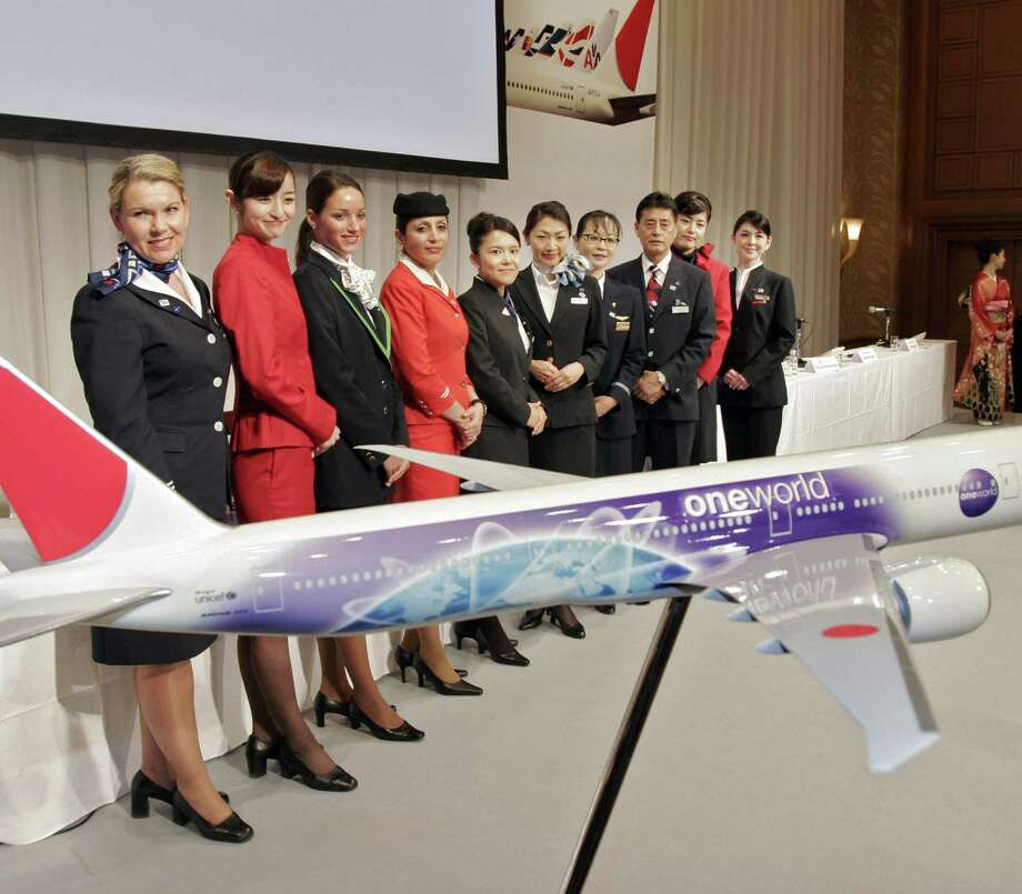 Finally, the top airline alliance was oneworld, at 79.55 percent on time. The other finalists were the SkyTeam and Star alliances. Photo: YOSHIKAZU TSUNO, AFP/Getty Images / 2007 AFP