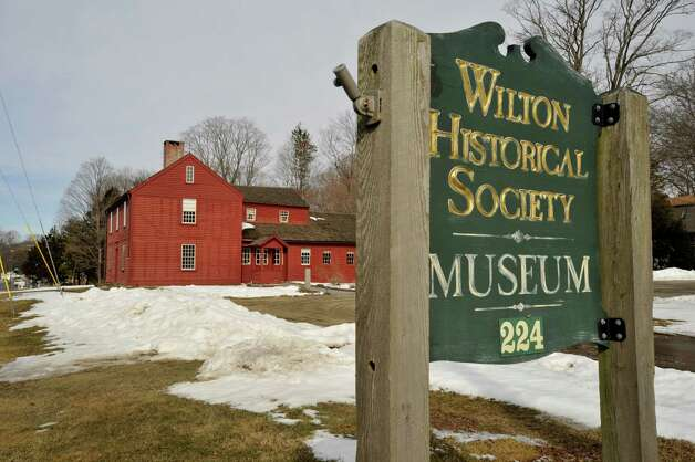 "The Wilton Historical Society and Museum  ""Visitors get a glimpse of changes in rural New England homes from the early colonial to Victorian eras."" - wiltonhistorical.org224 Danbury Road, Wilton, CT 06897 Photo: Jason Rearick / The News-Times"