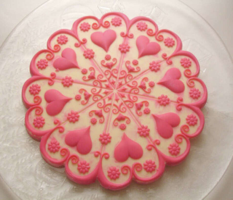 The Danbury Museum and Historical Society will hold the third annual ValentineÌs Day Cake Creation Celebration on Saturday, Feb. 23. Photo: Contributed Photo