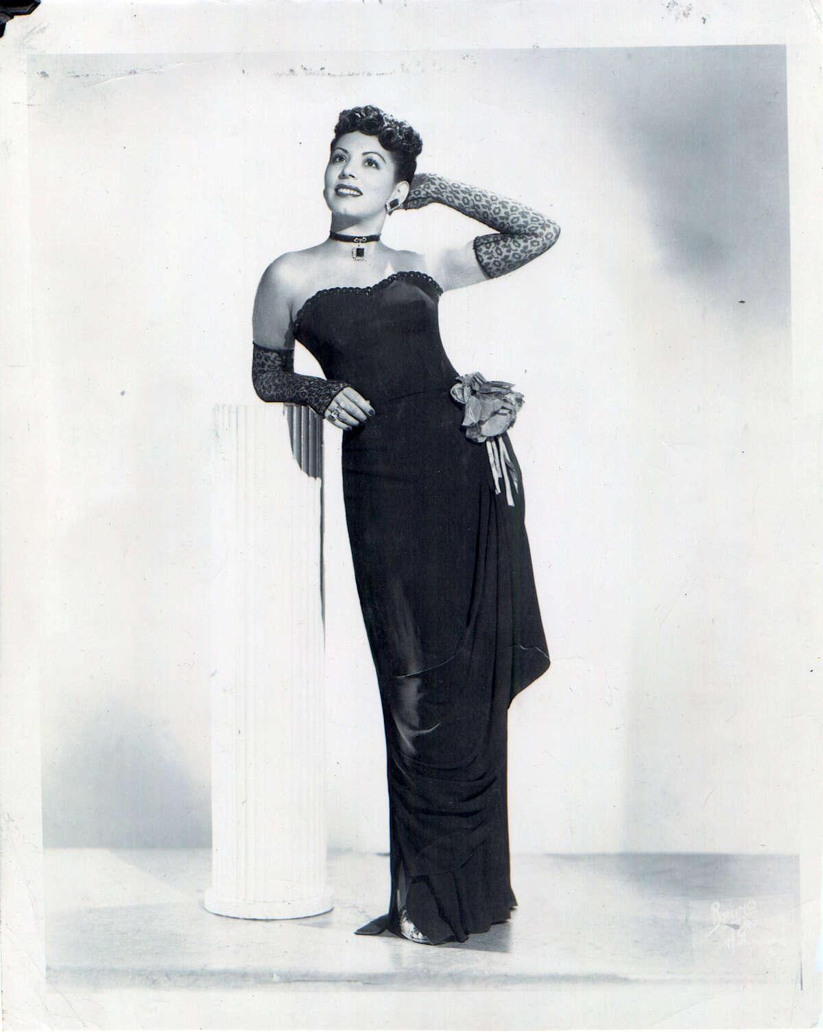 Eva Garza, a Lanier graduate, was a radio star.