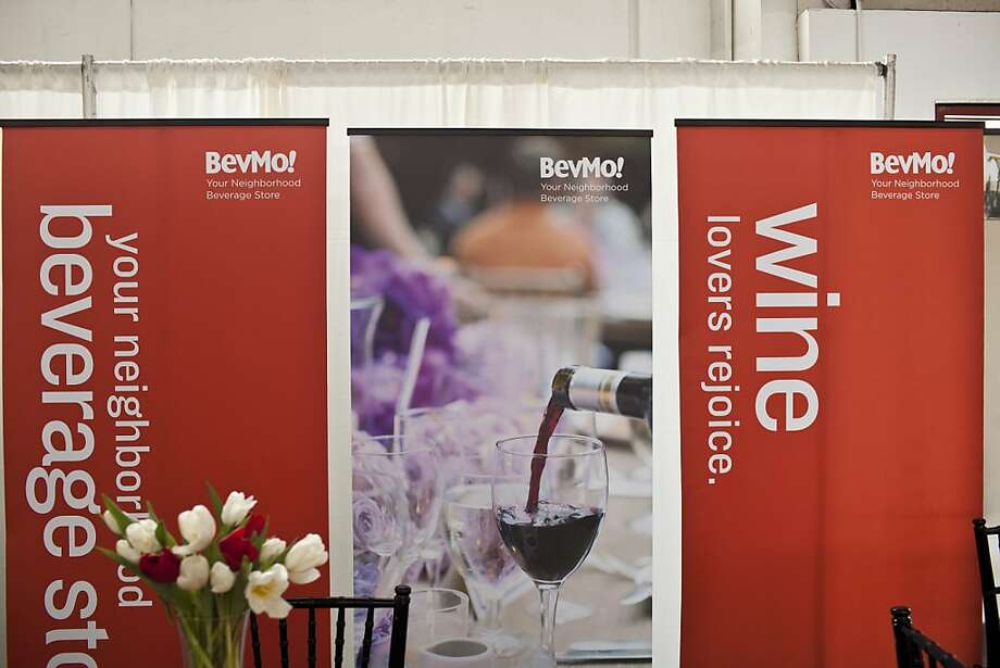 BevMo! was the presenting sponsor at the San Francisco Chronicle Wine Competition at Fort Mason in San Francisco, Calif., Saturday, February 16, 2013. Photo: Jason Henry, Special To The Chronicle