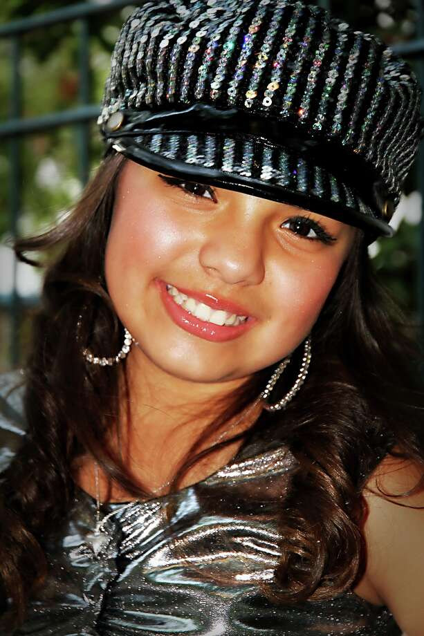 Marisa Lauryn Cortez, a.k.a. Little Tejanita, will perform Saturday at the San Antonio Stock Show & Rodeo. Courtesy photo Photo: Courtesy Photo