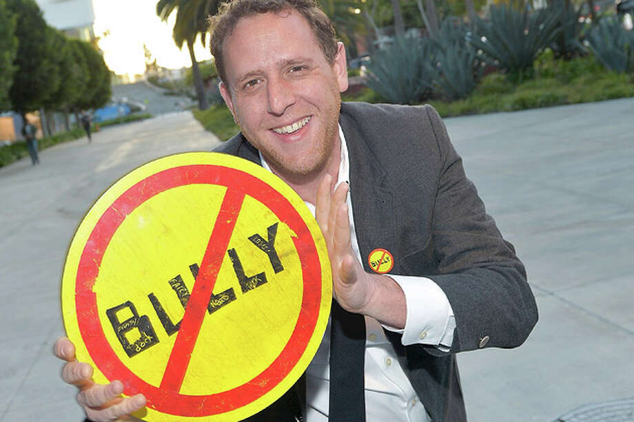 "Filmmaker Lee Hirsch sends a message through his film ""Bully,"" which will be shown at The Ridgefield Playhouse on Thursday, Feb. 21. He will appear for a Q&A following the screening. Photo: Contributed Photo"