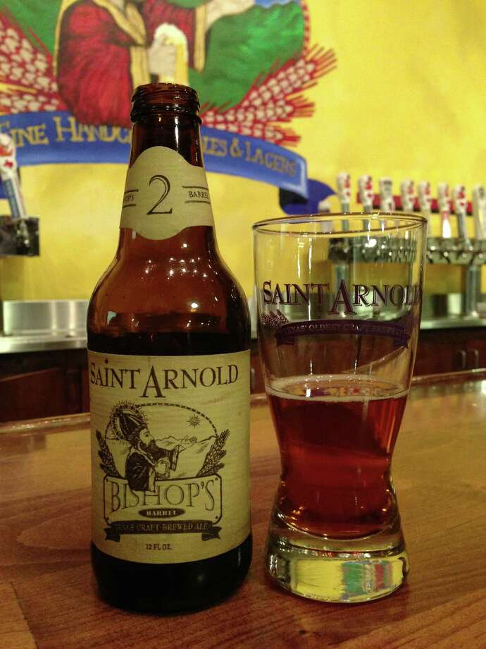Saint Arnold Bishop's Barrel No. 2. Photo: Ronnie Crocker