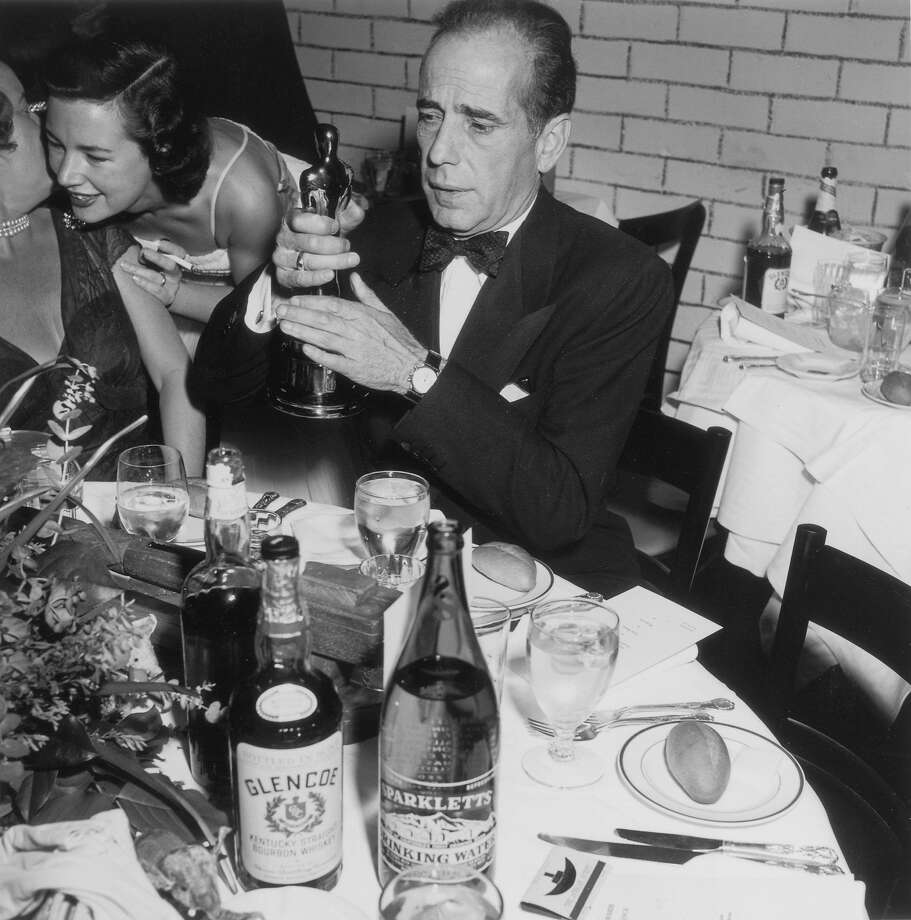 Humphrey Bogart: His aura was cynical enough to seem modern, and so not funny. Photo: Murray Garrett