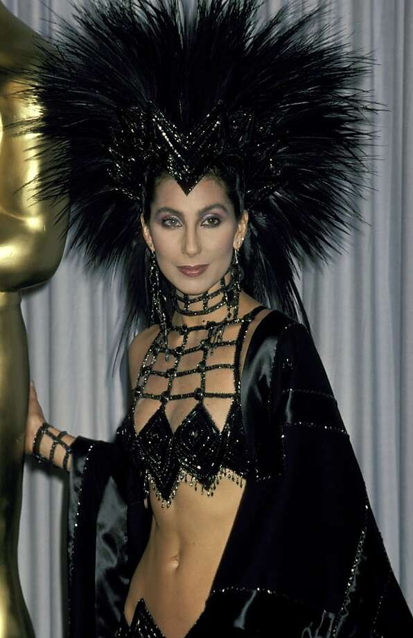 Cher in 1988. Photo: Jim Smeal
