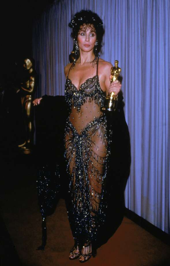 Cher, just being Cher, may well have been Oscar-worthy. Photo: Darlene Hammond