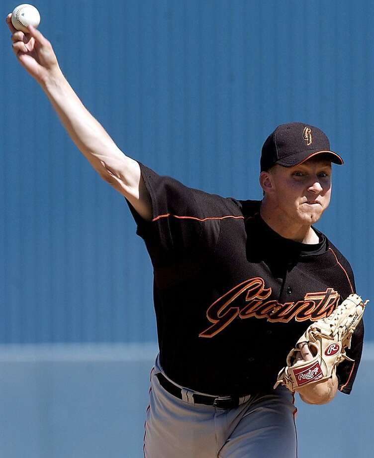 Injuries derailed Kurt Ainsworth's pitching career. Photo: Morry Gash, AP