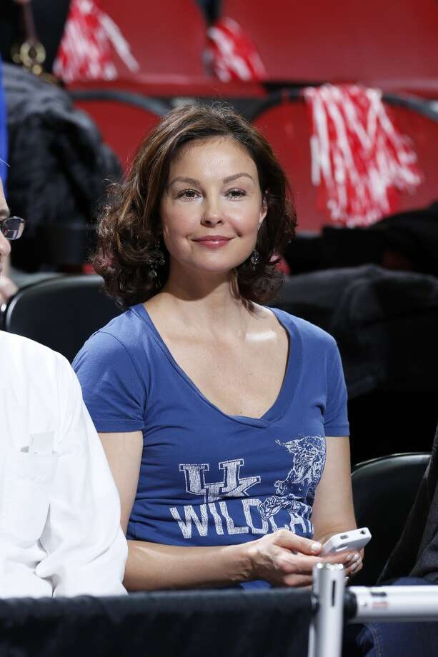 Ashley Judd looking more down-to-earth in 2012.