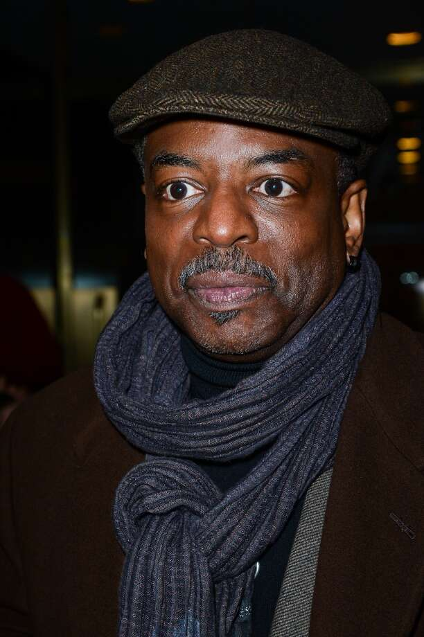 LeVar Burton on Feb. 4, 2013.