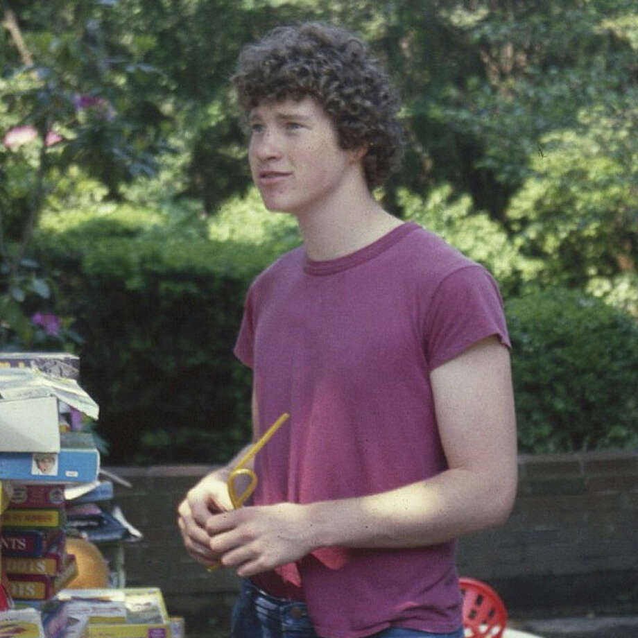 "Who knew Seattle Mayor Mike McGinn once rocked a fro? (No judging; pretty sure my '80s perm was bigger than this). McGinn, who grew up on Long Island, New York, was 17 or 18 in the photo, which is of the ''prize table at Midgely Drive Memorial Day carnival,'' he says. He writes: ""It was a big deal when one could first participate in putting it on ... The older kids (like me that day) were too cool to be active organizers, but we would help out at the prize table. It was followed by big block party."""