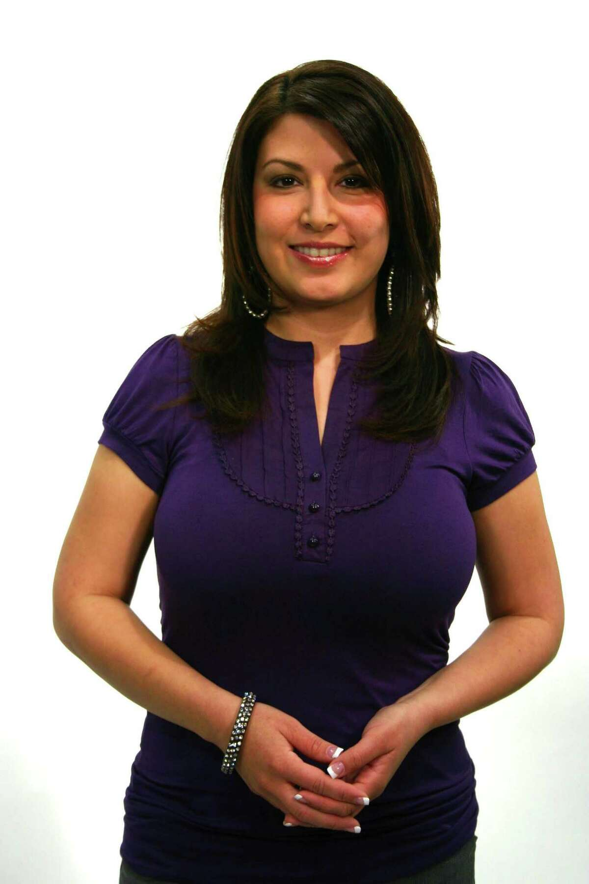KABB-TV's anchor Karen Martinez, 37, raised awareness about cancer even as she was dying from breast cancer.