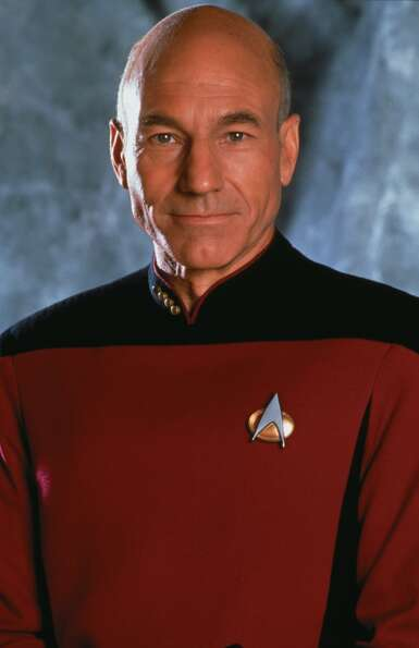 When Patrick Stewart was cast as Capt. Jean-Luc Picard in 1987, he was mostly unknown on TV,