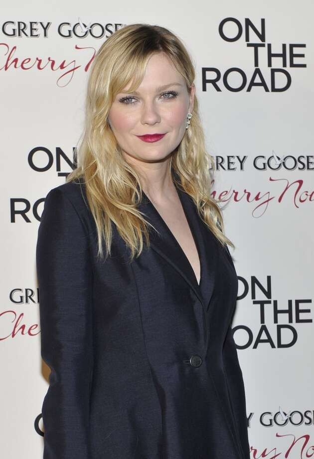 It was Kirsten Dunst, pictured here in 2012.