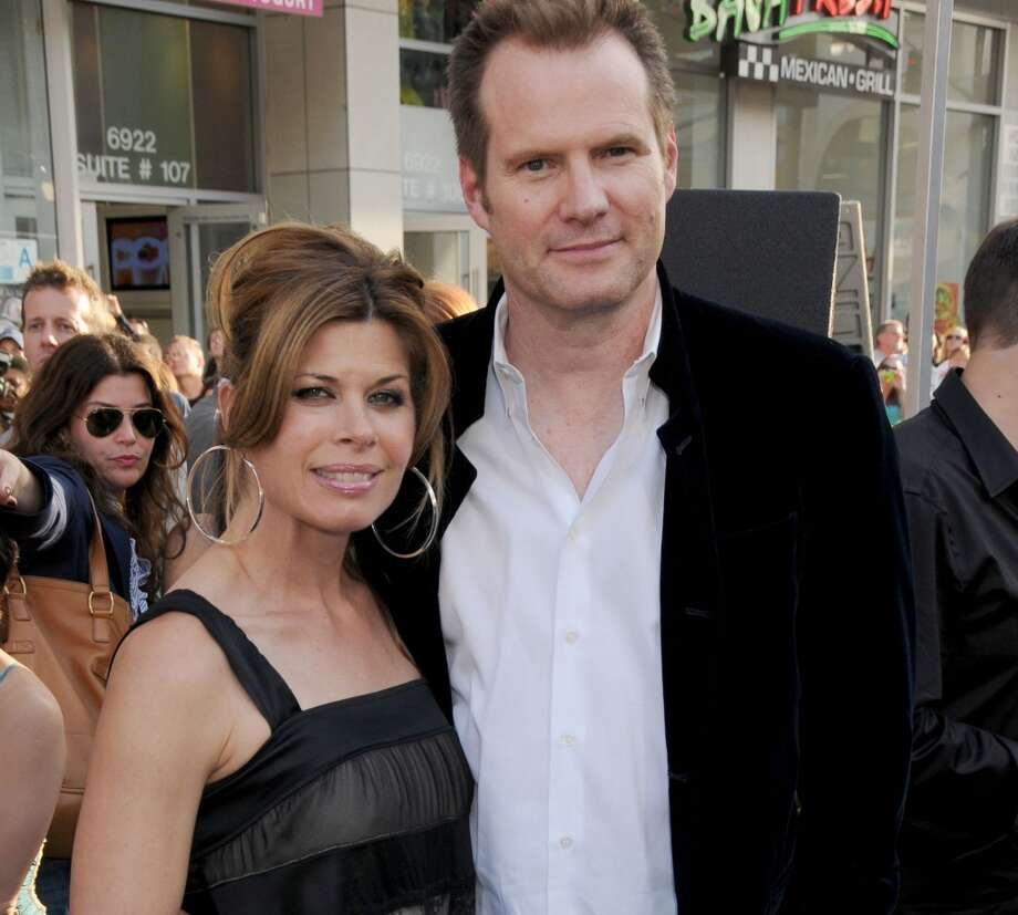 Beth Toussaint and husband Jack Coleman in 2009.