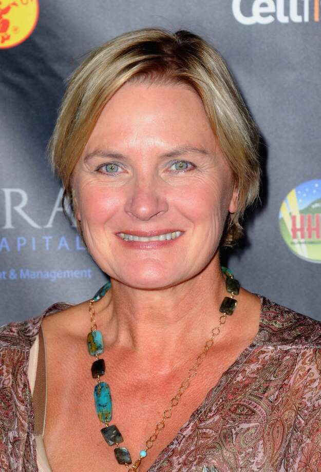 Denise Crosby in 2012.
