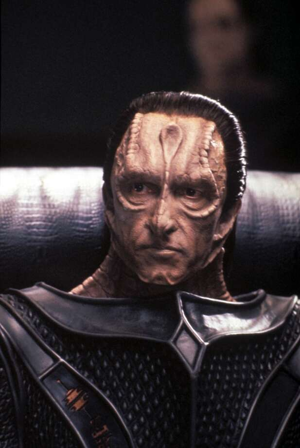 Mark Bramhall portrayed Gul Nador in a 1993 episode of TNG.