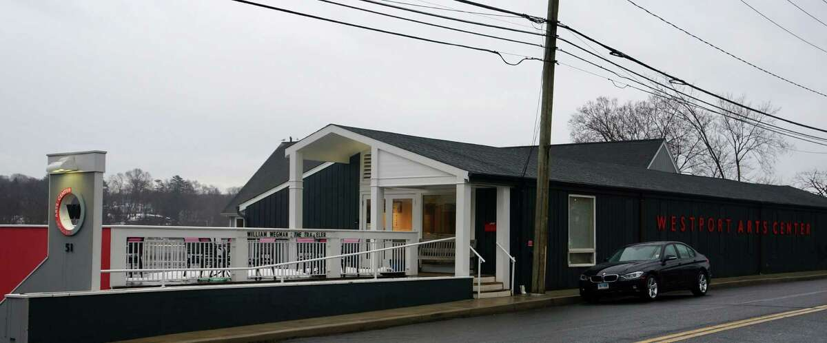 The Westport Arts Center is currently located at 51 Riverside Ave. WESTPORT NEWS, CT 2/19/13