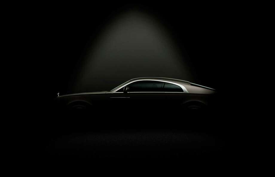 Rolls-Royce released the first images of its new Wraith model. The car is set to be released on March 5th at the Geneva Motor Show. Photo: Rolls-Royce
