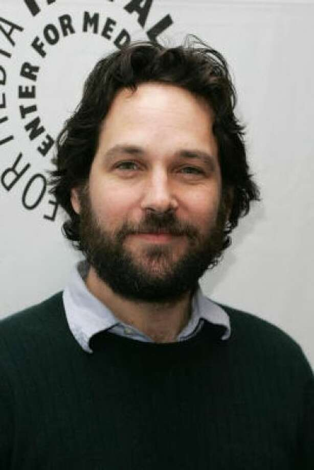 Paul Rudd with a bushy beardPHOTO BY NEILSON BARNARD/GETTY IMAGES