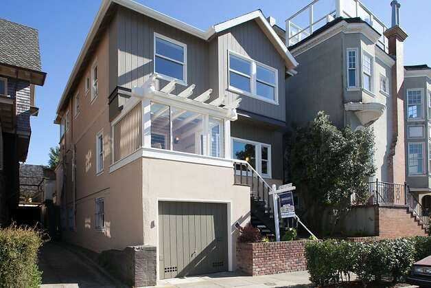 191 Upper Terrace is on the market for $1.695 million. Photo: Trevor Henley, Henley Photography