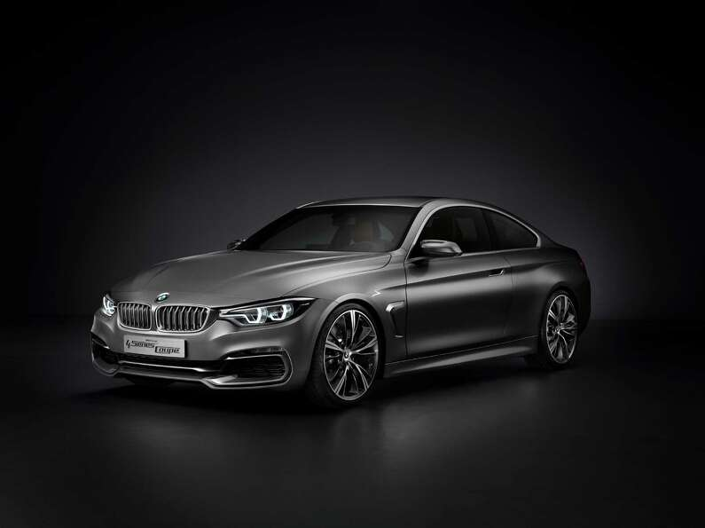 BMW Concept 4 Series Coupé debuted in 2012. The BMW Concept 4 Series Coupé symbolises extra sporti