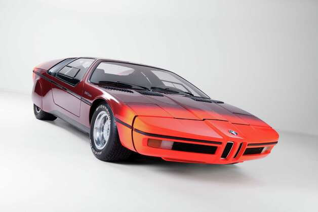 BMW Turbo debuted in 1972. The BMW Turbo was the first-ever concept car to have been built by BMW. Photo: Hardy Mutschler, BMW / mutschler.foto@t-online.de