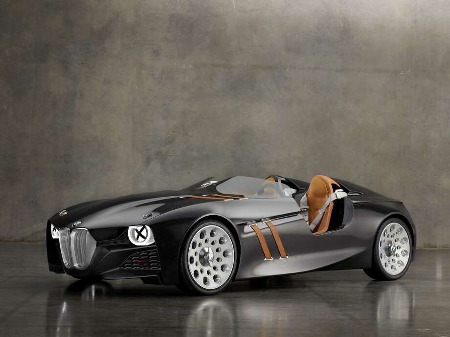 BMW 328 Hommage debuted in 2011. The BMW 328 Hommage, which was unveiled to mark the 75th birthday of the legendary BMW 328 racing car, offers a modern-day interpretation of the original's principles and character. The study shows what the BMW 328 might have looked like if it had been built nowadays using the latest technical know-how. Photo: BMW / This image is copyright free for editorial use. (c) BMW AG