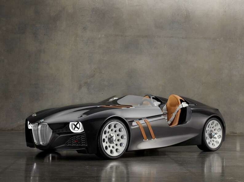BMW 328 Hommage debuted in 2011. The BMW 328 Hommage, which was unveiled to mark the 75th birthday o