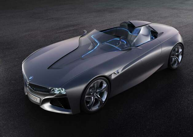BMW Vision ConnectedDrive debuted in 2011.  A sculpturesque study that gives concrete form to cutting-edge technologies and forward-looking ideas, and whose underlying notion is the intelligent integration of driver, vehicle and the outside world. Photo: BMW / This image is copyright free for editorial use. (c) BMW AG