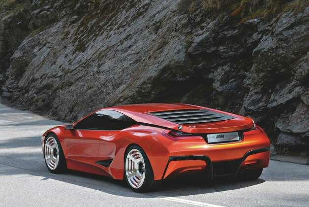 BMW M1 Hommage debuted in 2008. It succeeds in harmoniously blending the proportions and styling cues of the BMW M1 with the surface language seen in the new BMW design line. This adds up to give the vehicle a scintillating, sporty and authentic emotive appeal. Photo: BMW