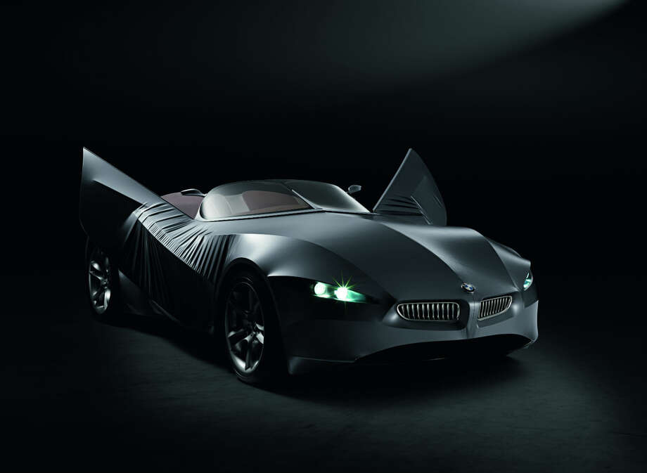 BMW Gina Light visionary model debuted in 2008. Built as more of a research subject than a concept vehicle, the GINA Light visionary model presents a vision of the future automobile based on a distinctive philosophy of its own. Photo: BMW