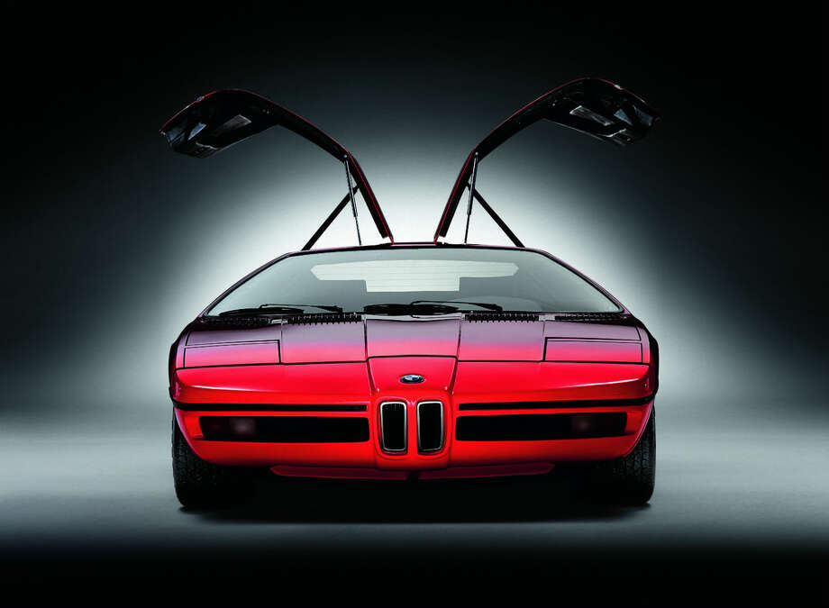 BMW Turbo debuted in 1972. The BMW Turbo was the first-ever concept car to have been built by BMW. Photo: BMW